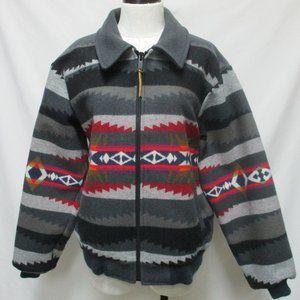 Pendleton High Grade Vtg Southwest Jacket Coat Md
